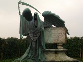 Tom Riddle's tombstone by Fran48