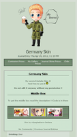 Germany Skin by TaNa-Jo
