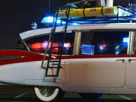 1959 Cadillac Superior Ecto-1 Replica by Boomerjinks