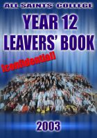 ASC Leavers' Book Cover by tim-au