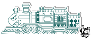 Super Mario 3D World: Bullet Bill Express Sticker by The-PaperNES-Guy