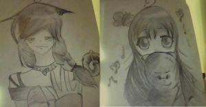 Some Drawings :) by Lord-Momo