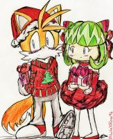 Christmas~ by WhiteXRose96