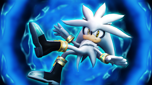 Silver the Hedgehog [900] by Light-Rock
