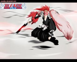 Renji - Bleach 564 by Yusuflpu