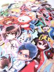 Chibi Stickers by CaptainStrawberry
