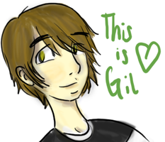 Gil. One. by IEatYourHead
