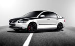 Volvo s40 by BirdofaBirch