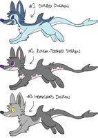 foxphin adopts 2 (closed) by beepybot