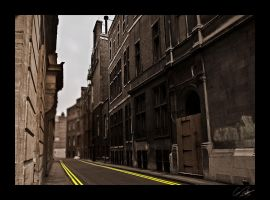 Old London Town by GazDabbs