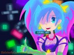 Arcade Sona: Level Up! by SinisterlyCute