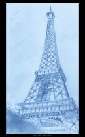 Tour Eiffel by cgphotopro
