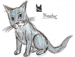 Bluestar Request by panthereye24