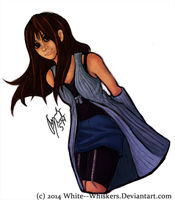 Rinoa by White--Whiskers