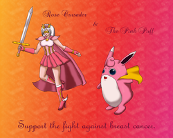 BCA Support the Fight by Rose-Songstress