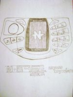 Nokia N-Gage by TeamOf1