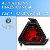Kanes Wrath Icon v2 by Alphathon