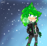 Life of a Scourge - Winter Rocker by LoaS-ScourgeTH