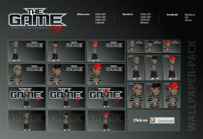THE GAME - LAX WALLPAPER-PACK by C-Shot