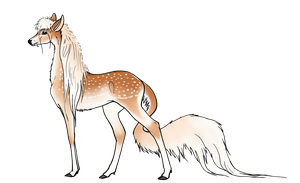 Eren Jareth | Stag | Cape Splinter by TalonV