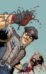 Officer Downe by Steevcomix