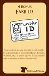 Munchkin Dirty Laundry - Fake I.D. by joshualore