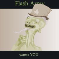 Flash Army ID contest by westykid