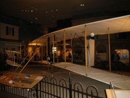 1903 Wright Flyer by Archanubis