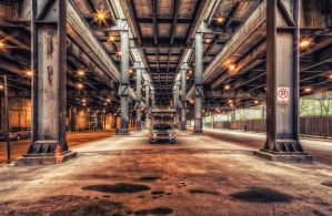 Lower Drive Architecture, Chicago by delobbo