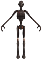 CWA - Commando Droid by TRDaz