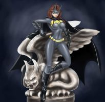 Batgirl TH6 by JirayaDC