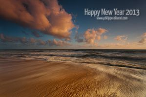 Happy New Year 2013 by Philippe-Albanel