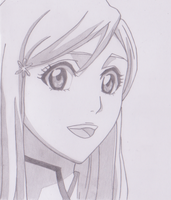 Orihime Inoue by shirley0525