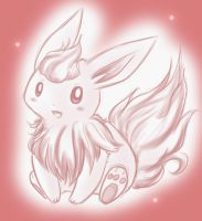 flareon by Midna01