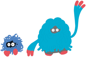 Tangela and Tangrowth Base