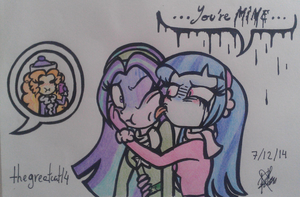 ADW: Sonaria? ''...You're MINE..'' by thegreatcat14