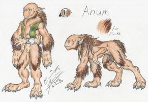 Anum by Paperiapina