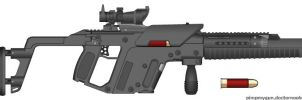 Gryphon GR101 Grenade Launcher by Excalibur-T005