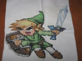 Link Stitch by sry17
