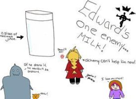Edward's one enemy. by smile- by edward-elric