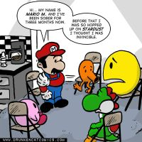 Video Game Addicts by brian-canini