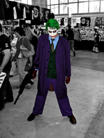 The Joker (Nolan Version) by Chaves87
