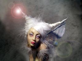Moth Fairy by cdlitestudio
