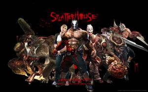 SPLATTERHOUSE V by lordi114