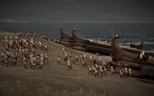 Total War: Rome 2 Macedonian Landing Party by Freelancerrook