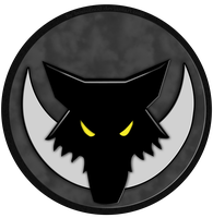 Luna Wolves emblem by Steel-Serpent