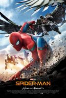 New Official Spider-Kan: Homecoming Poster #2 by Artlover67
