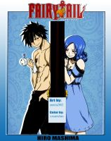 Gruvia Cover by xxSamChan
