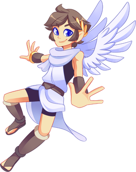 Kid Icarus Favourites By Chibi Nuffie On DeviantArt