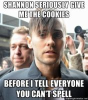 Where Are Jared's Cookies? by EchelonMars14